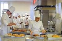 Chef, cucina, scuola cucina, gastronomia