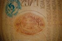 marchio forma Parmigiano Reggiano
