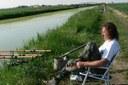pesca, fiume