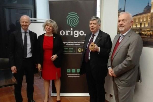 Caselli presenta Origo 2018