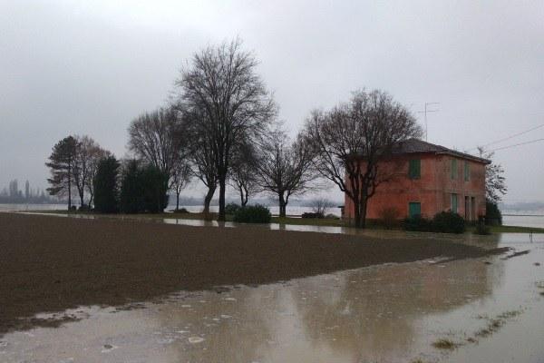 Alluvione 2019 Castelmaggiore 2