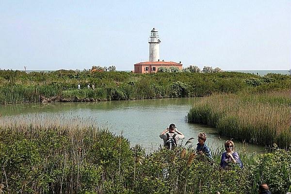 Ambiente, turismo, Delta del Po