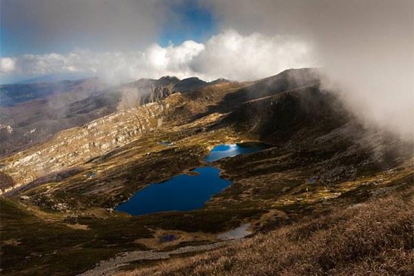 Appennino Tosco Emiliano, neve, montagna, ambiente