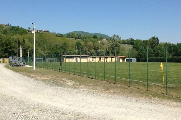 Campo da calcio, Travo (Pc)