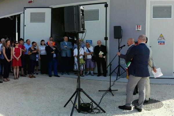 Campo solare Villa Selva, inaugurazione (2)