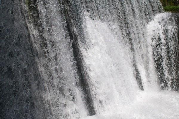 Energia idroelettrica, cascata, acqua