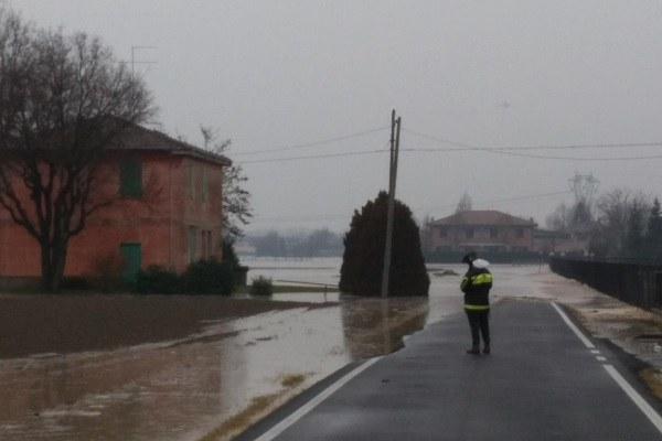 Alluvione 2019 Castelmaggiore