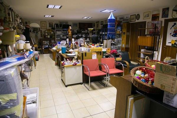 Centro riuso, oggetti, oggetti usati