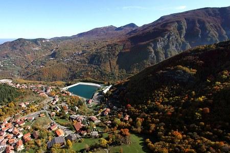 Comune di Ligonchio (Re), Appennino, paese, borgo, montagna