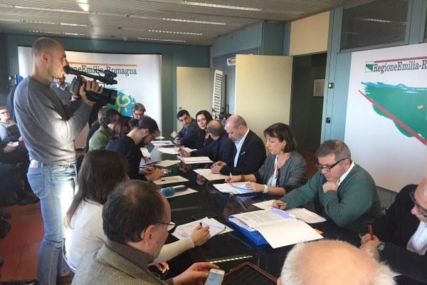Conferenza stampa amianto - 07/12/2017