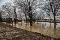 Maltempo, alluvione, fiume, argini