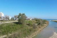 Foce fiume Conca