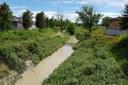 Fossalta, Modena, nodo idraulico, argine, fiume