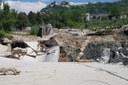 Traversa Marecchia maltempo maggio 2019 sopralluogo  Regione