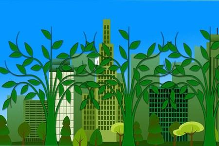 Green cities, riqualificazione urbana, città, città verdi
