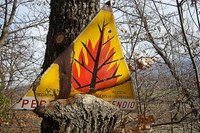 Incendio, segnaletica incendio