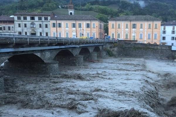 Maltempo Piacenza (14/9/15)