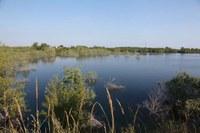 Marecchia, lago ricarica, lago