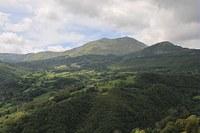 Montagna, appennino, paesaggio, borghi, boschi