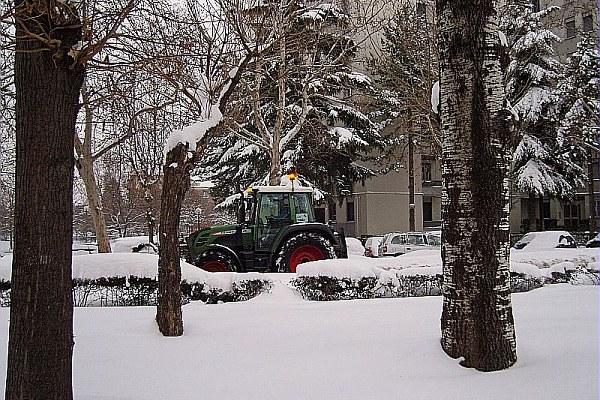 Neve, inverno
