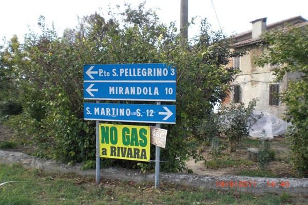 No gas Rivara