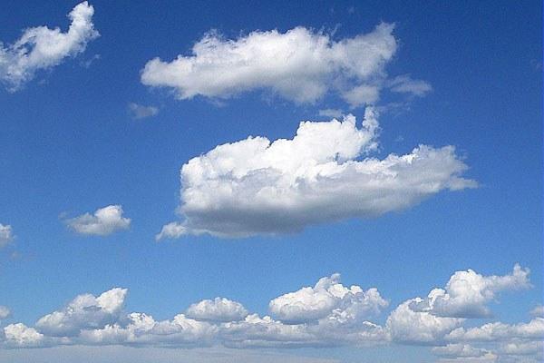 Nuvole, cielo