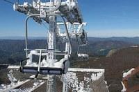 Sci, impianto di risalita, Appennino, neve, sport