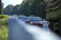 Traffico, smog, inquinamento