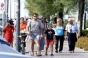 Turisti, turismo, persone