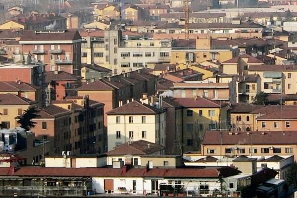 Bologna, palazzi, città