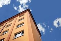 Condominio, casa popolare, palazzo