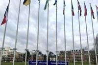 Consiglio d'Europa a Strasburgo