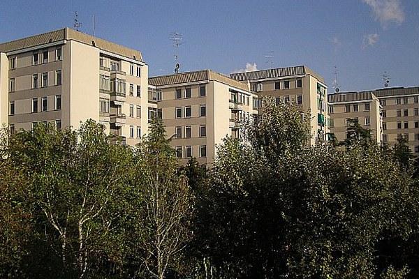 Edilizia residenziale, case, condominio, abitazioni, palazzi