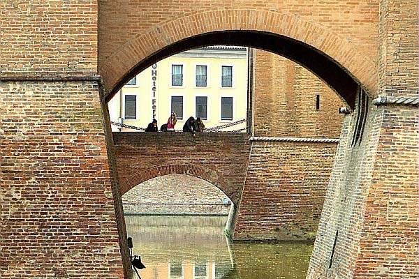 Ferrara, centro storico, Castello