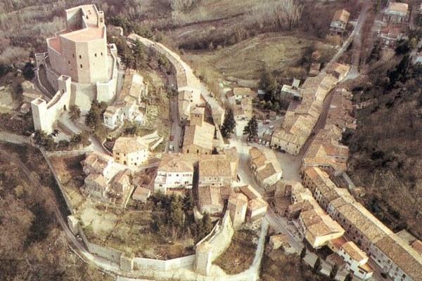 Montefiore, borgo medievale (Rn)