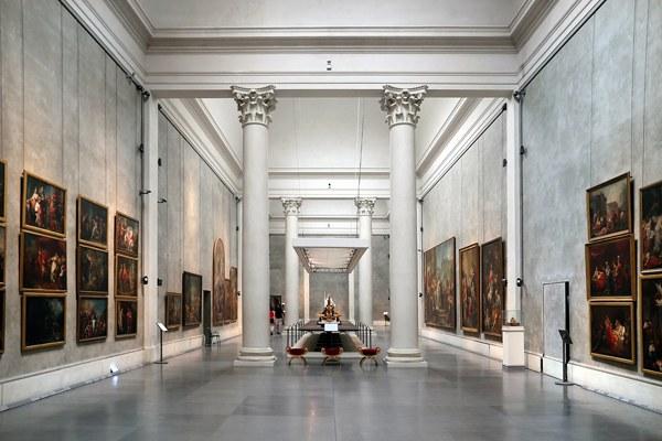 Parma, Galleria nazionale quinto posto Wiki Loves Monuments 2017