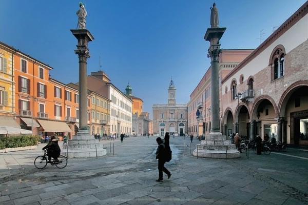 Ravenna, centro città