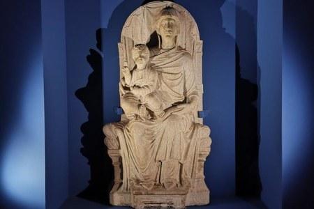 Dante 700, mostra Ravenna, Madonna con bambino