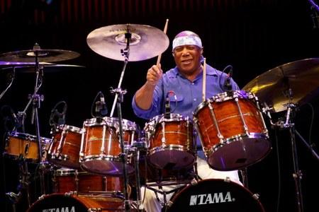 Jazz, batterista Billy Cobham