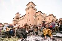 Buskers Festival_Castello Ferrara