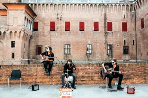 Buskers Festival gruppo musicale