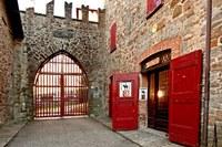 Castello Manservisi _ Comune Alto Reno Terme _Bo