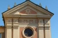 Chiesa S.Croce, San Felice sul Panaro (Mo) , facciata