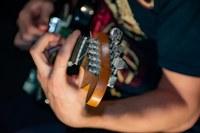 Chitarra chitarrista musica