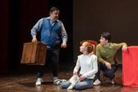 Formazione spettacolo, DolceAmaro, Teatro Comunale Mo
