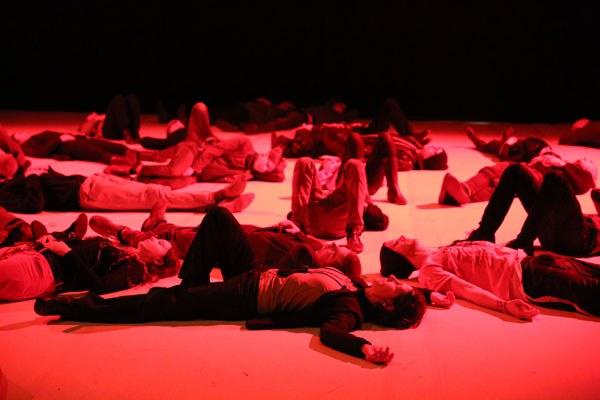 Festival Santarcangelo, spettacolo, teatro, attori