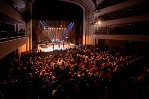 Teatro Duse, con pubblico