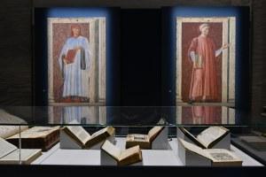 Dante 700, mostra Forlì,  Uffizi, Castagno