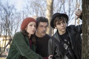 "Film: ""Mio fratello rincorre i dinosauri"" 2"