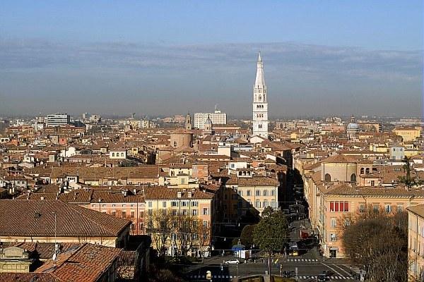 Modena centro storico
